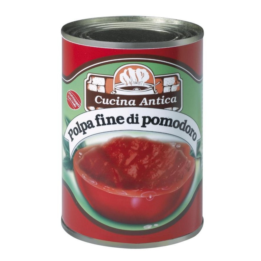 Antica Cucina Penne End Of Tomato Pulp Cucina Antica Sauces Products
