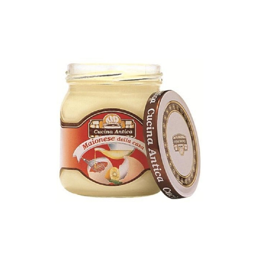 Cucina Antica Sauce Mayonnaise Home Sauces And Creams Cucina Antica