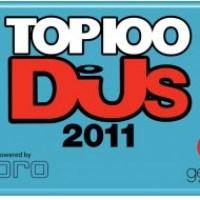 DJ MAG TOP 100 2011 RESULTS