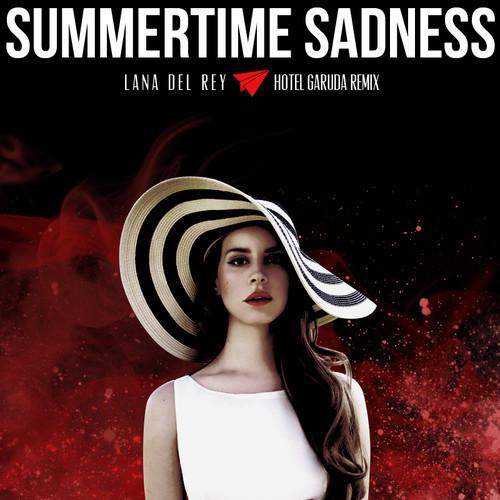 Summertime Sadness Hotel Garuda