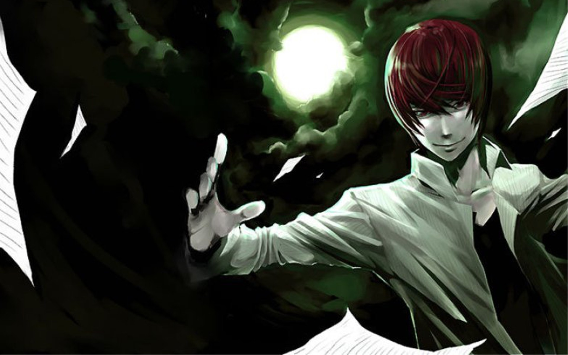 Digital Headphone Wallpaper Girl Death Note Wallpapers High Quality Download Free
