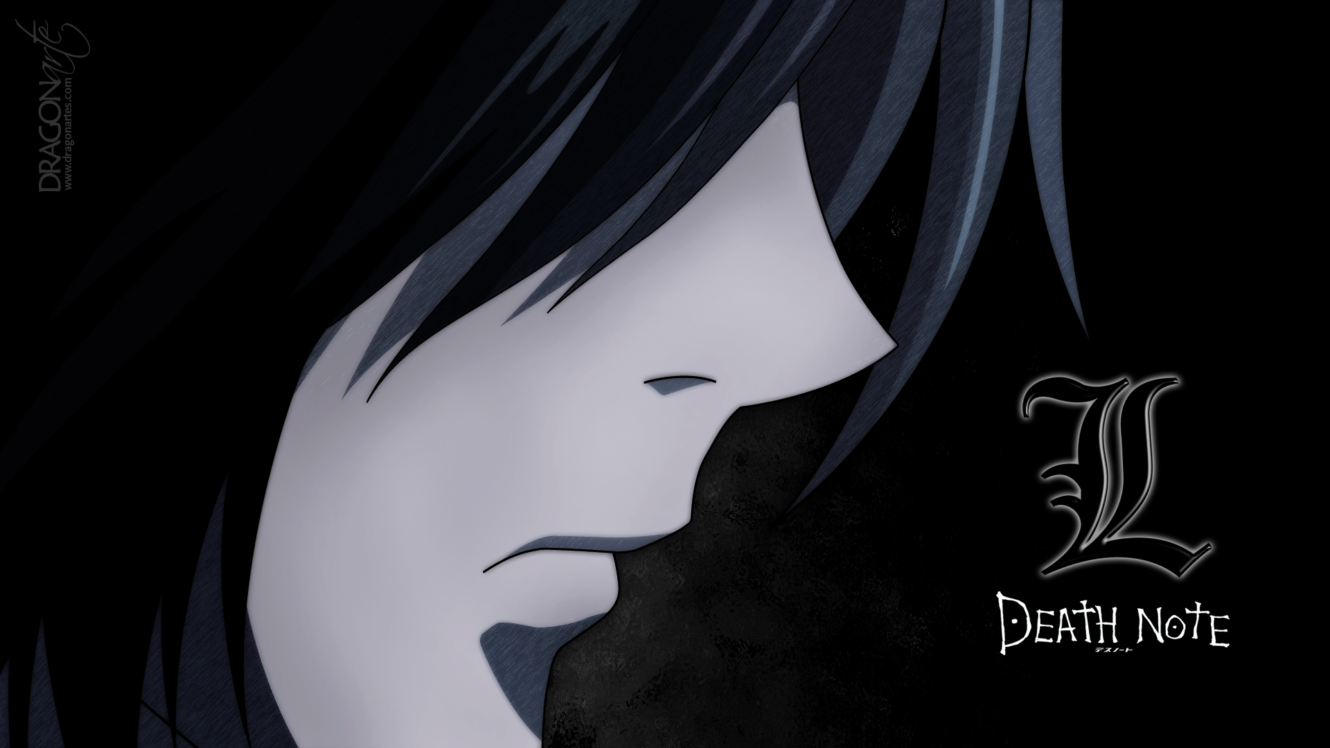 Anime Emo Boy Wallpaper L Death Note Wallpapers High Quality Download Free