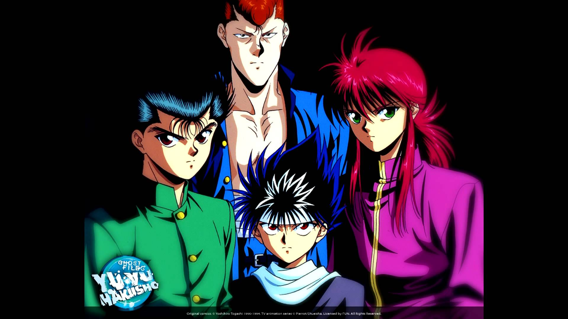 Hd Wallpapers Best Collection Yu Yu Hakusho Wallpapers High Quality Download Free
