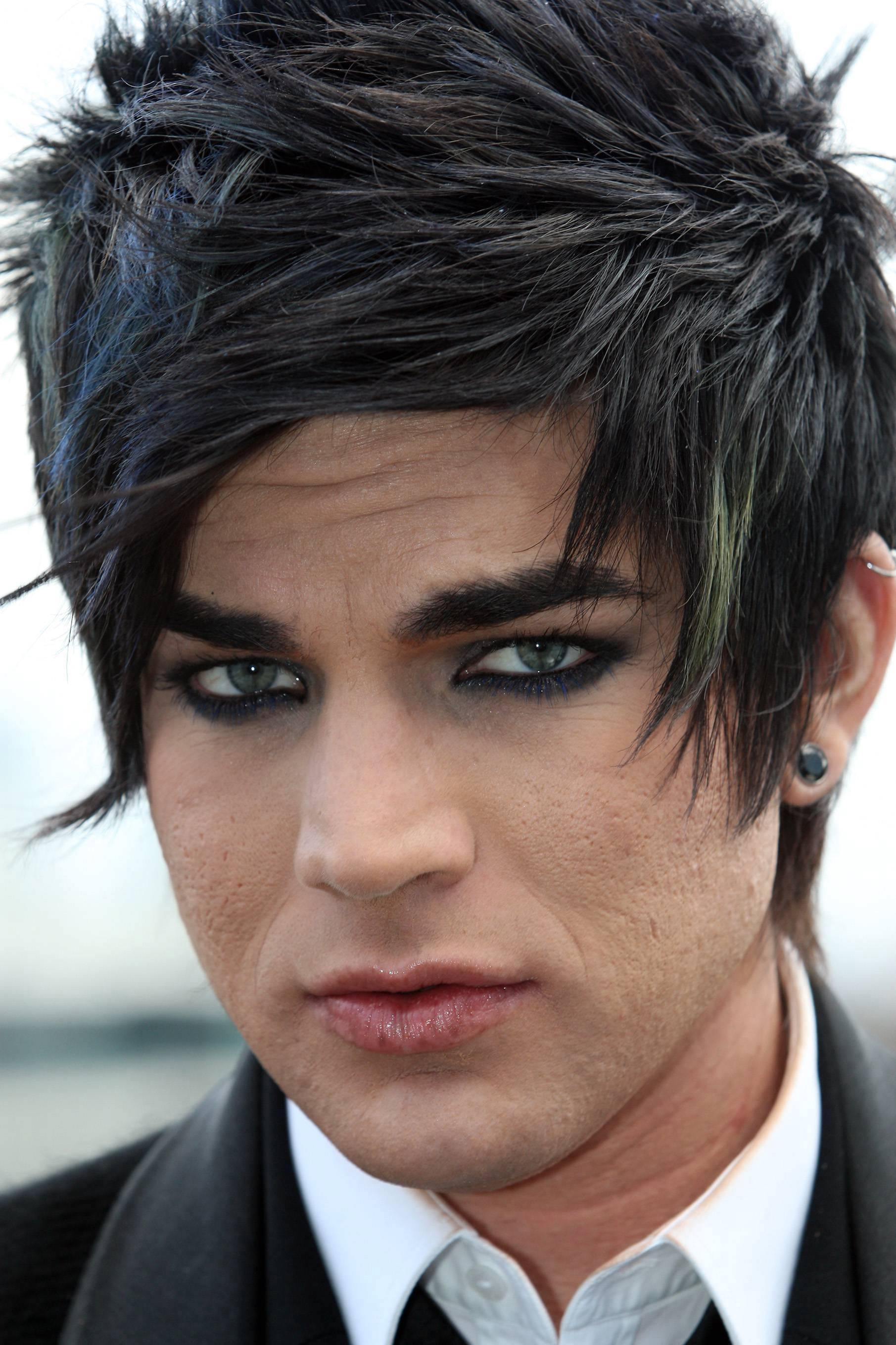 Mac Makeup Wallpaper Iphone Adam Lambert Wallpapers High Quality Download Free