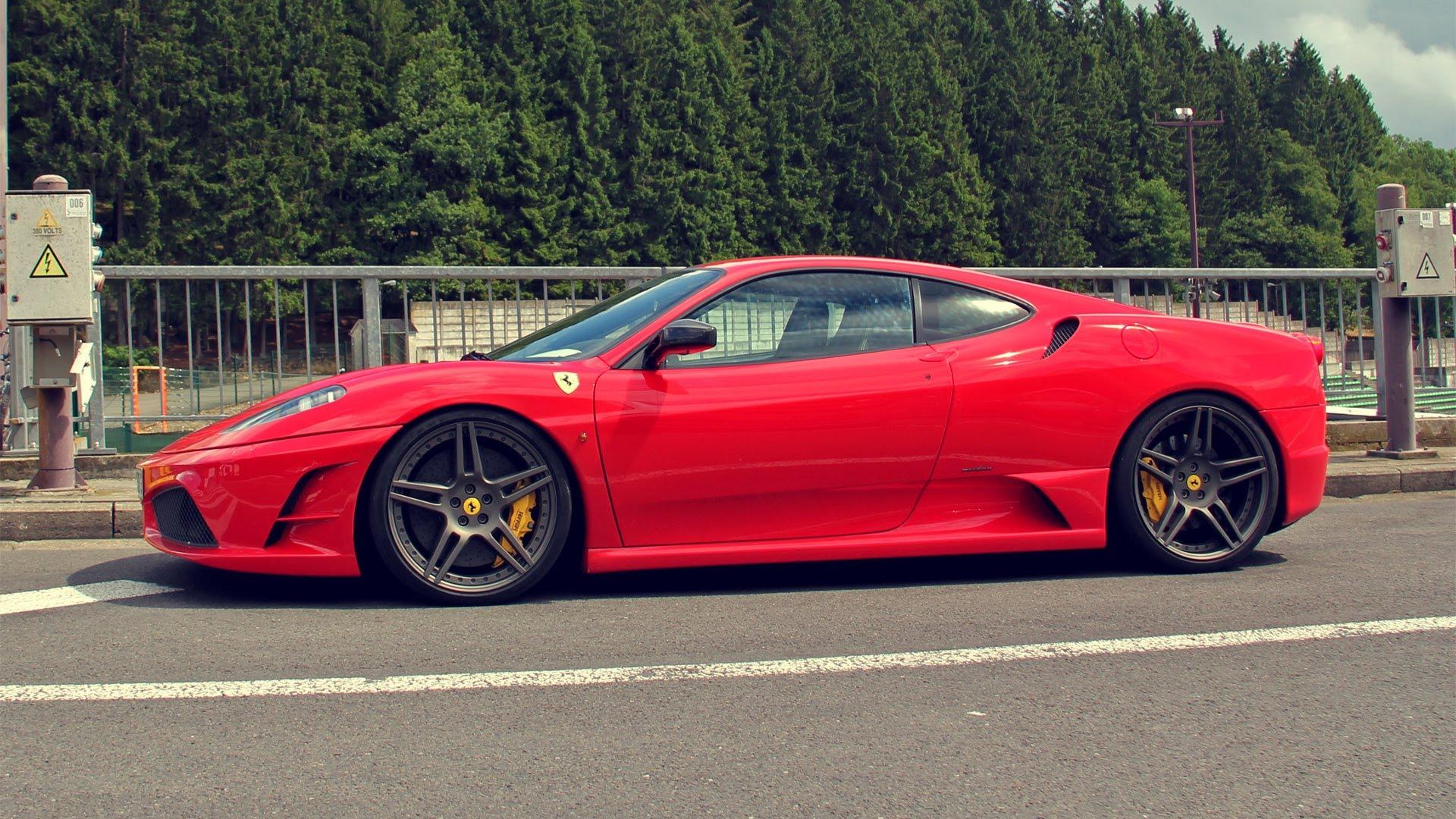 1080p Car Wallpaper Pack Ferrari F430 Scuderia Wallpapers High Quality Download Free