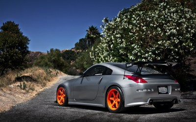 Nissan 350Z Wallpapers High Quality | Download Free