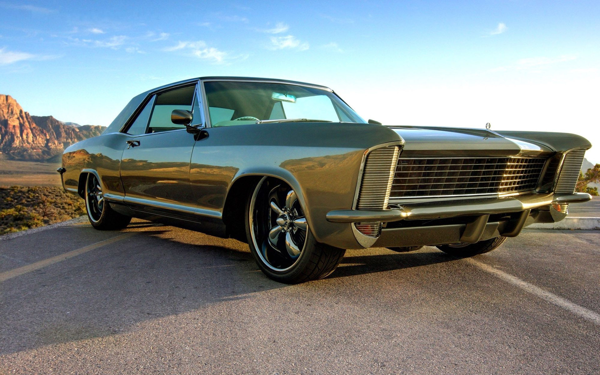 Lowrider Car Hd Wallpaper Buick Wallpaper Wallpapers High Quality Download Free