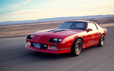 Chevrolet Camaro IROC-Z Wallpapers High Quality | Download Free