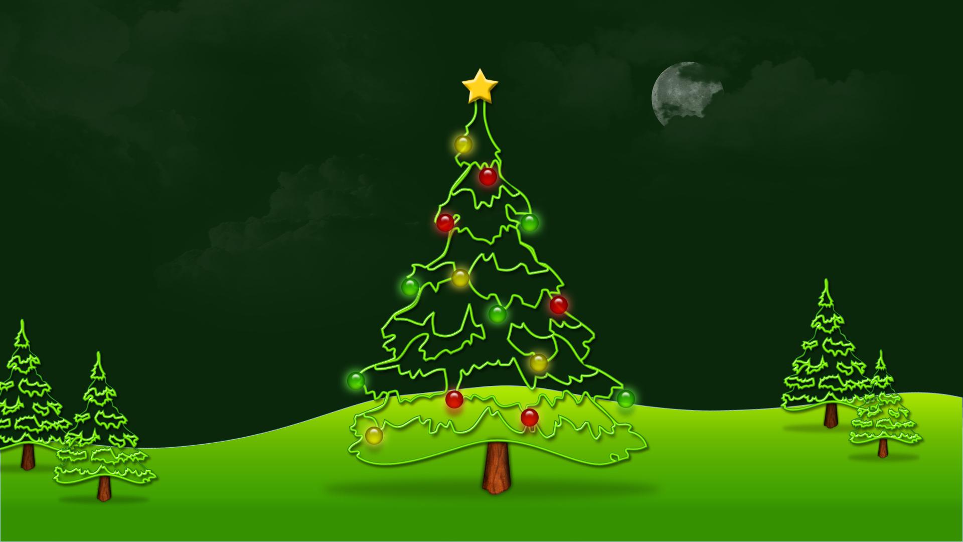 christmas wallpaper hd android christmas tree wallpapers high