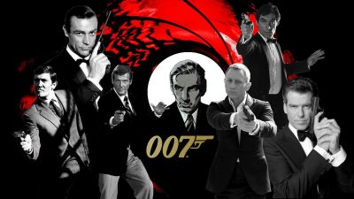 007 Wallpapers High Quality | Download Free