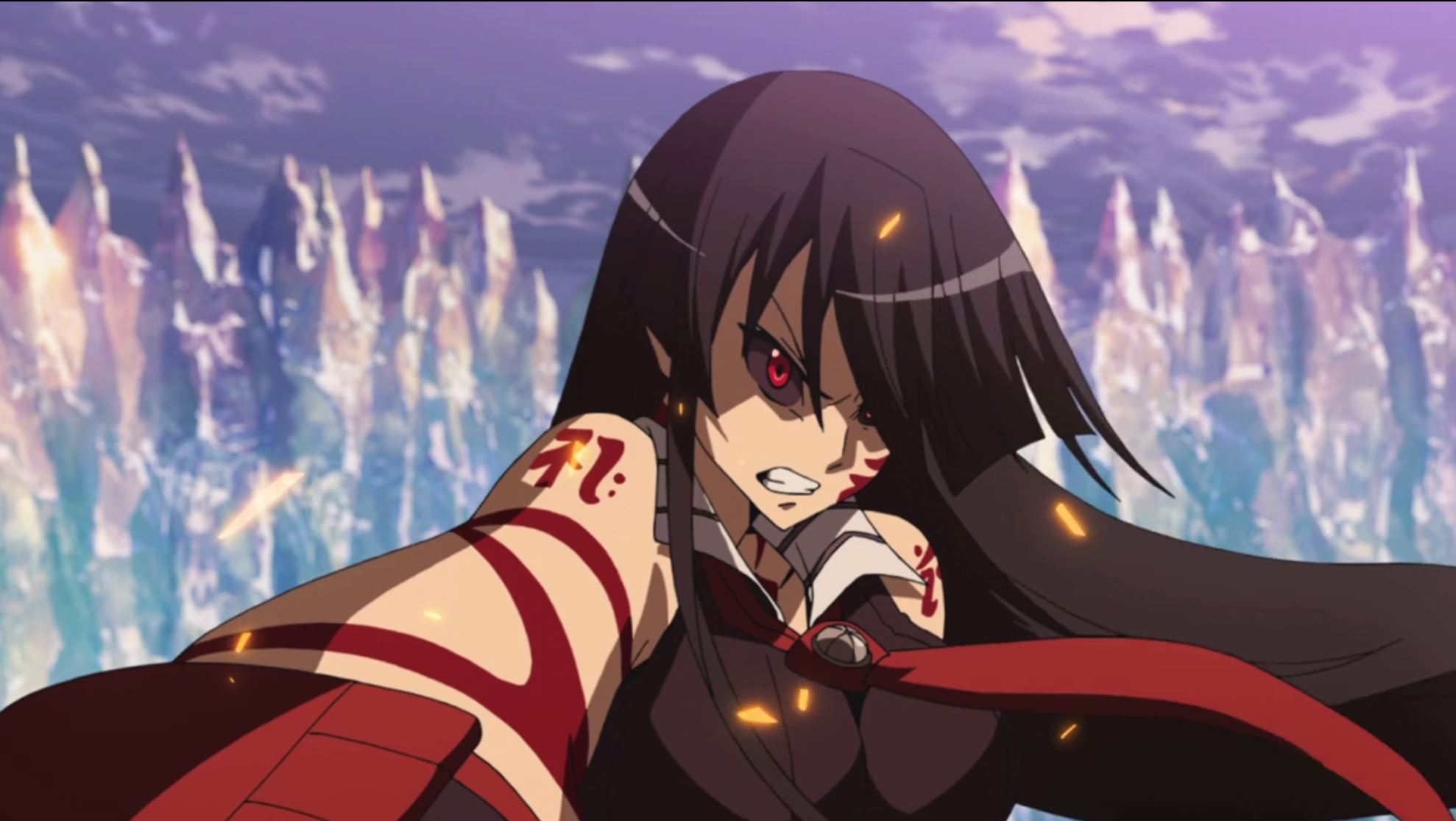 Why So Serious Wallpaper Iphone 6 Akame Ga Kill Wallpapers High Quality Download Free