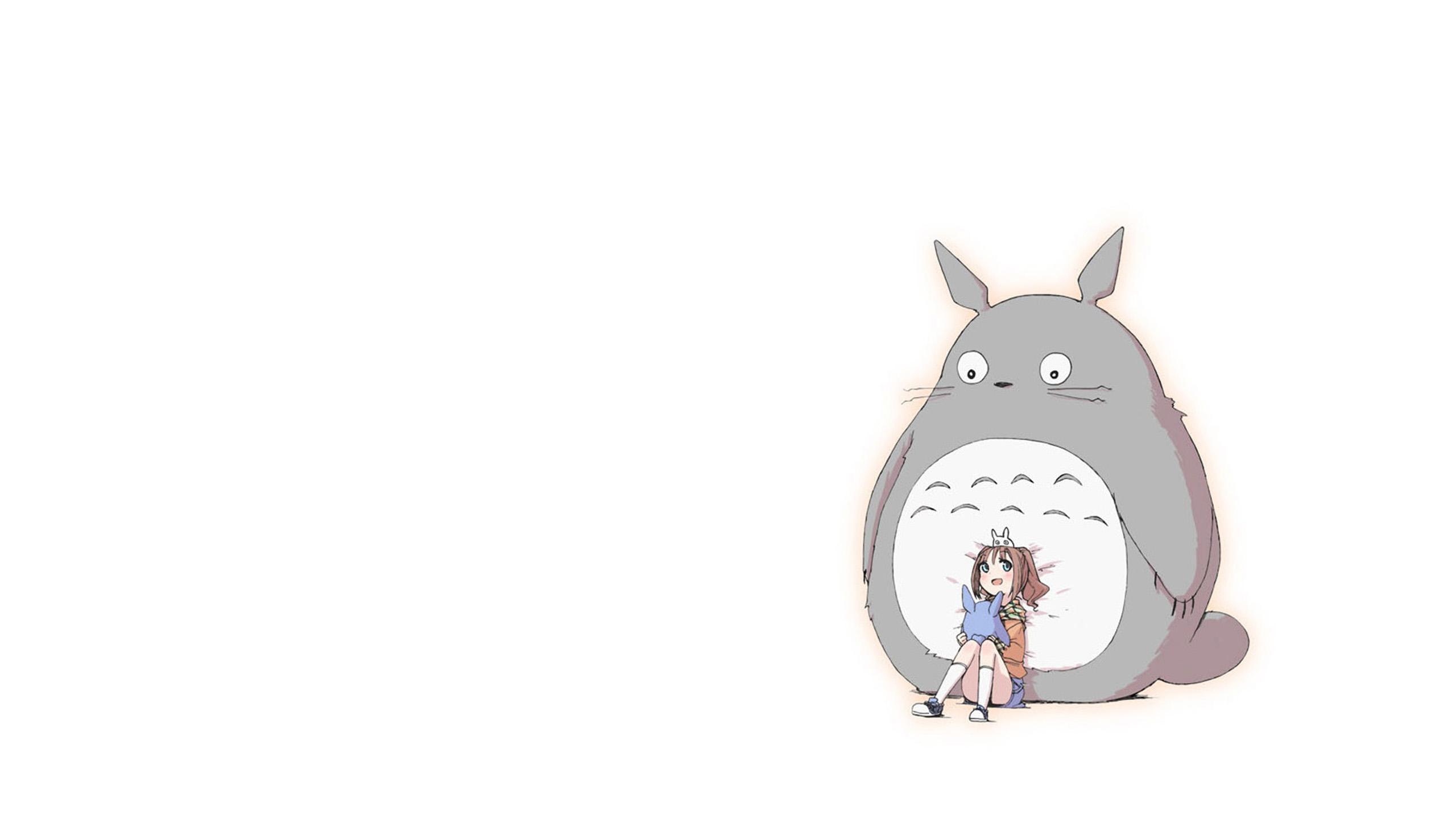 Best Iphone 4 Hd Wallpapers Totoro Wallpapers High Quality Download Free