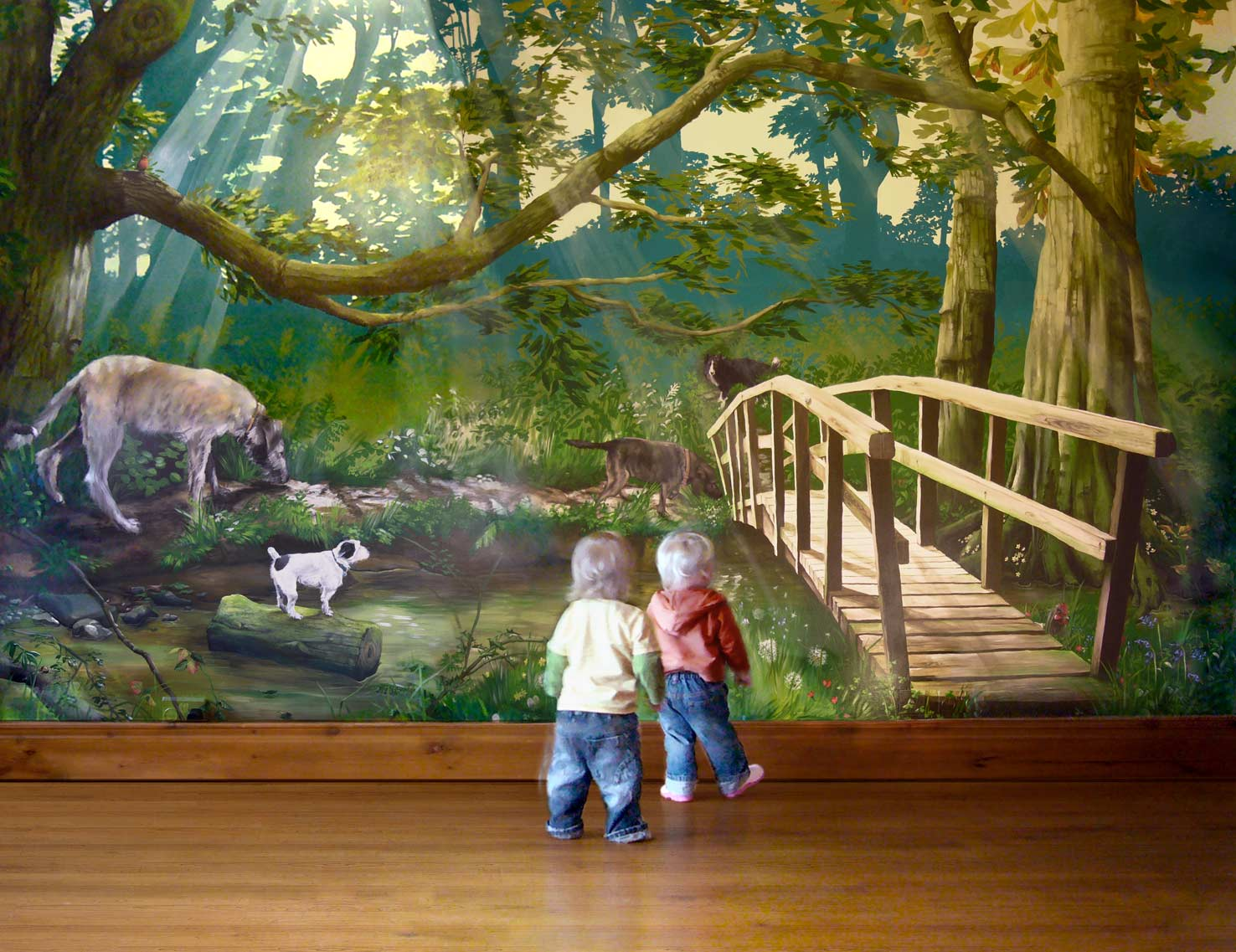 Childrens Wall Murals Wallpaper Murals Wallpapers High Quality Download Free