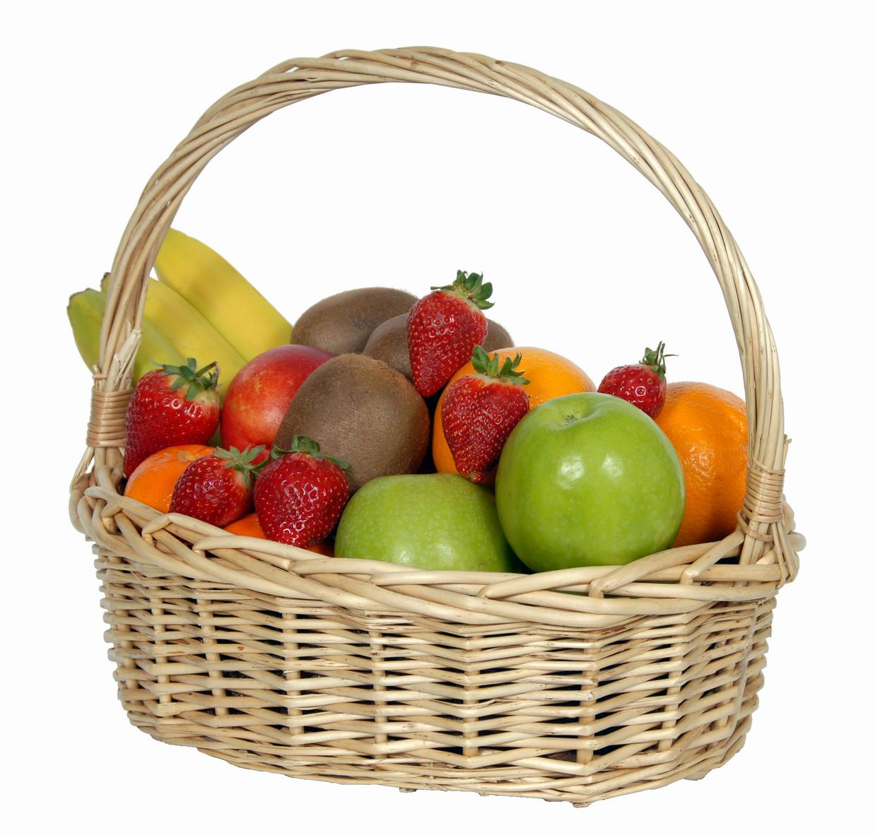 Designer Fruit Basket A Basket Of Fruit Wallpapers High Quality Download Free