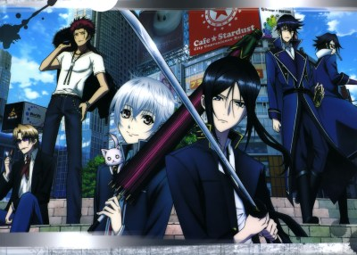 K-Project Wallpapers High Quality | Download Free