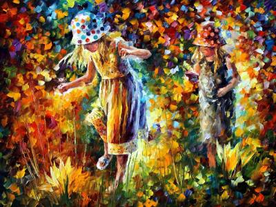 Oil Paint Wallpapers High Quality | Download Free