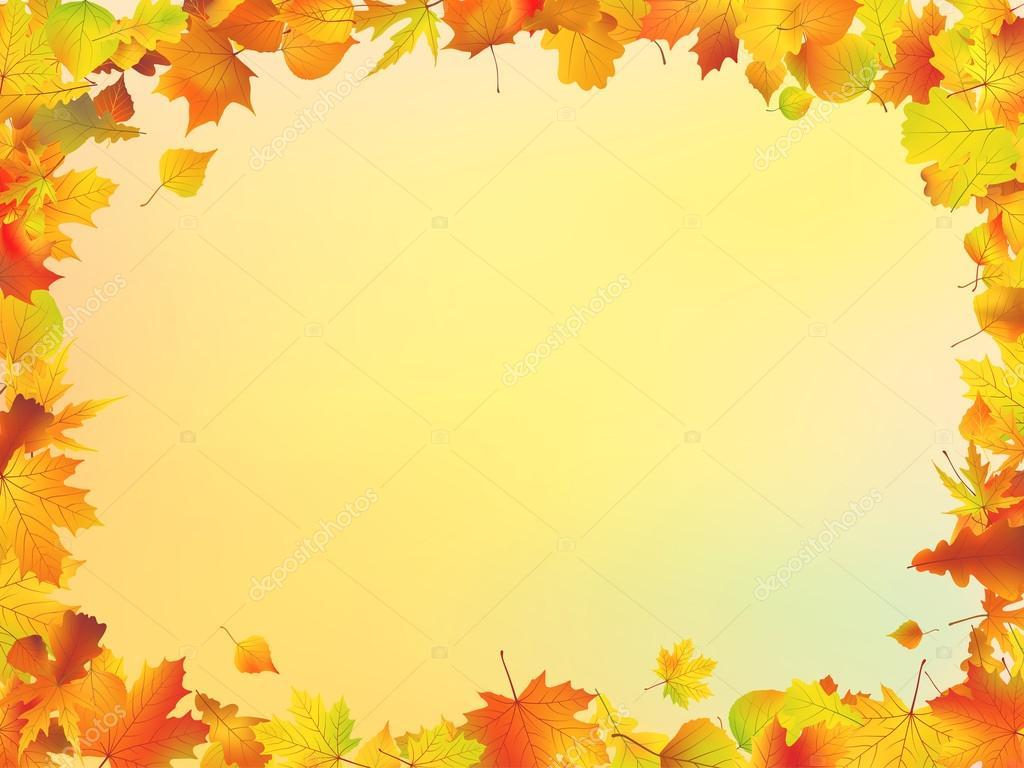Fall Pumpkin Wallpaper Desktop Autumn Frames Wallpapers High Quality Download Free