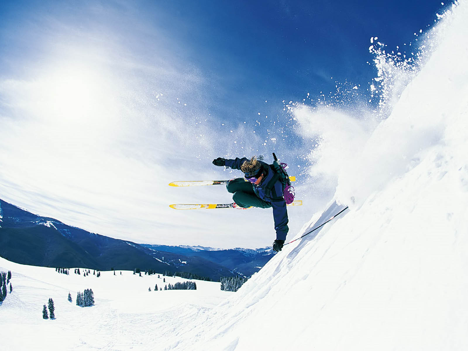 Skiing Wallpaper Skiing Wallpapers High Quality Download Free
