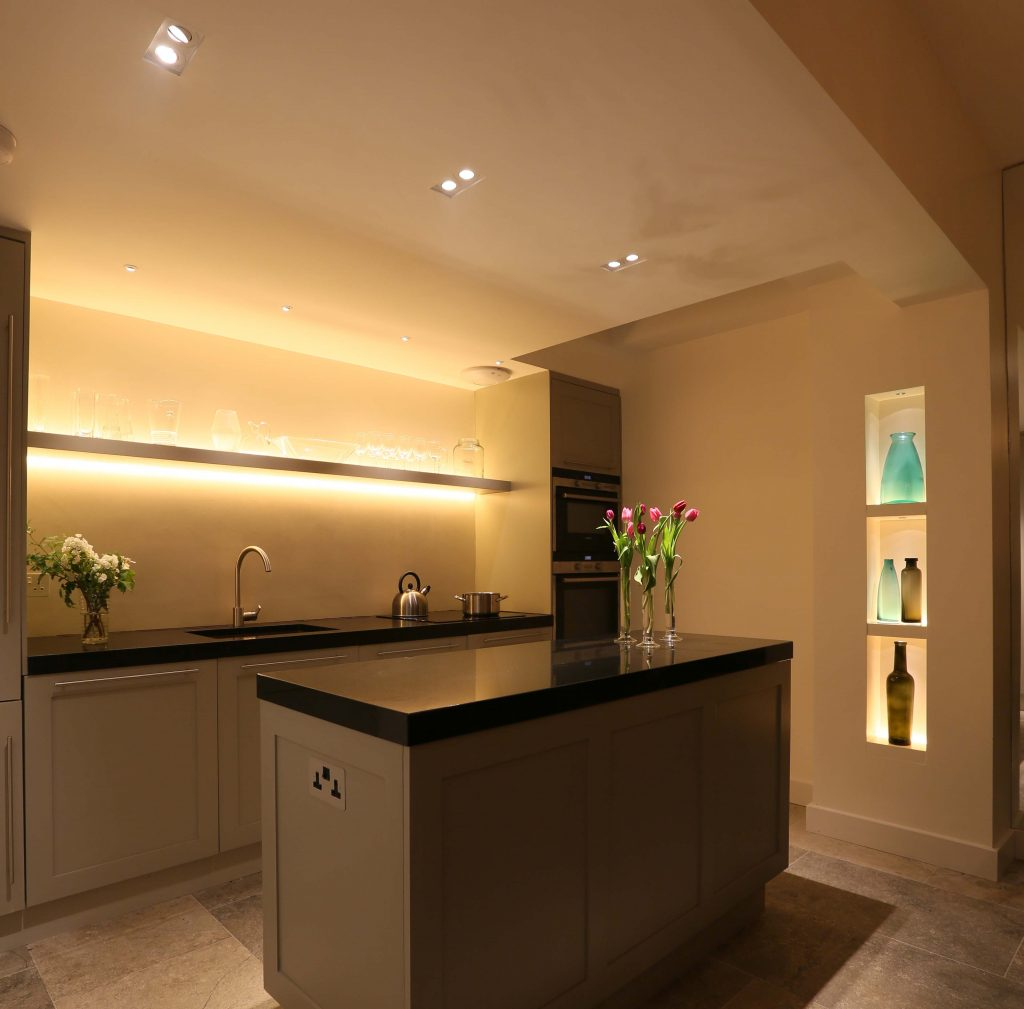 Led Kitchen Cabinet Downlights Clever Kitchen Lighting Tricks Yes Please
