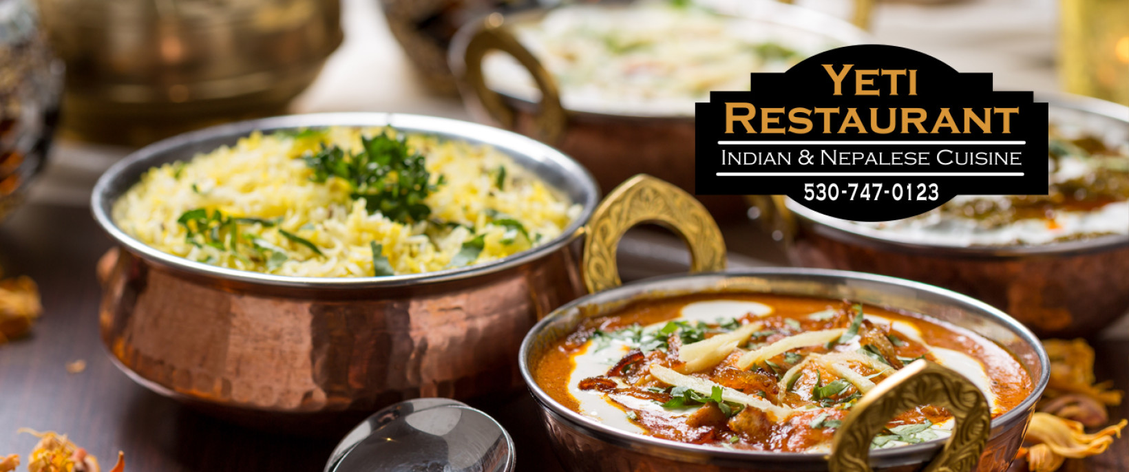Food Resturant Davis Yeti Restaurant Indian Food Nepalese Food Himalayan Food