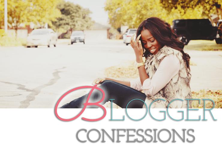 Blogger Confessions - Dara