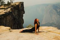 Yosemite Beginner Yoga Hikes