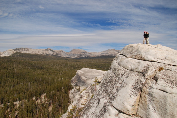 YExplore Yosemite Lembert Dome Adventure Hike