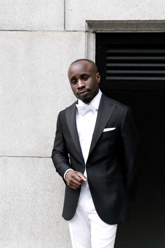 Revise Your Style Creative Black Tie - Yinka Jermaine