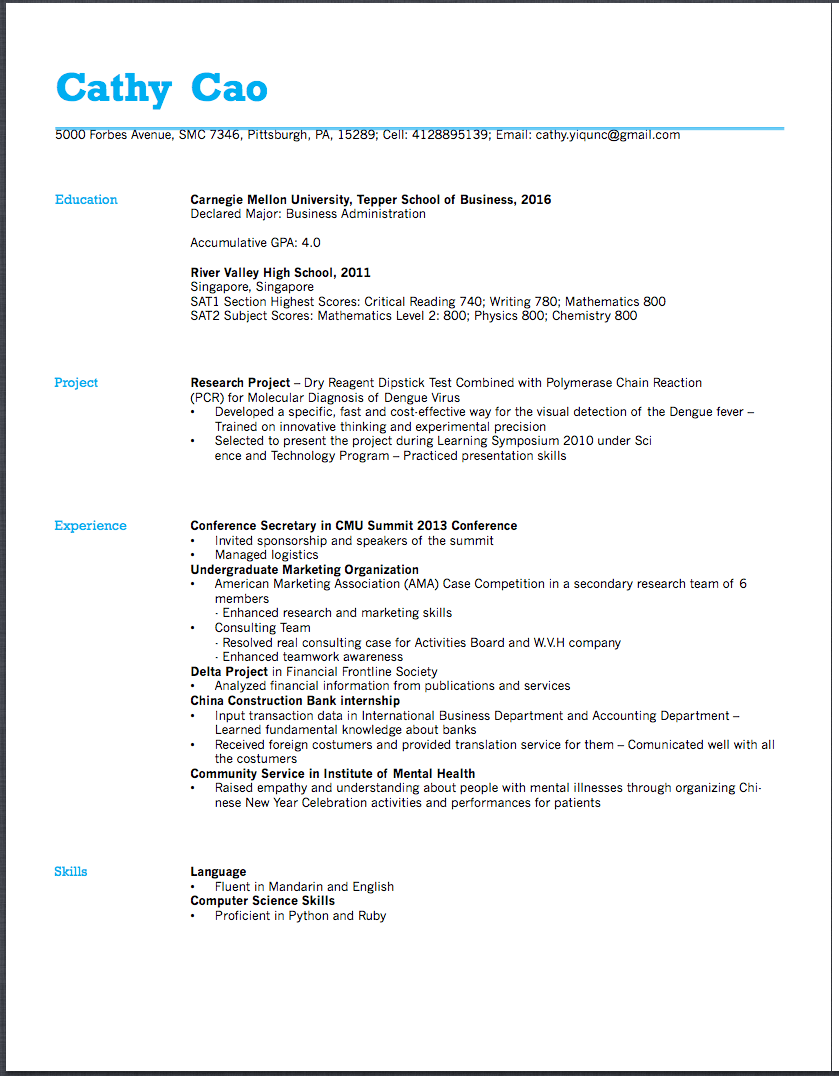 Pm Resume Central Office Installer Sample Resume