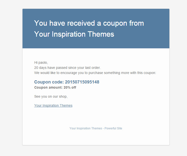 Coupon email template - Valpak coupons fremont ca