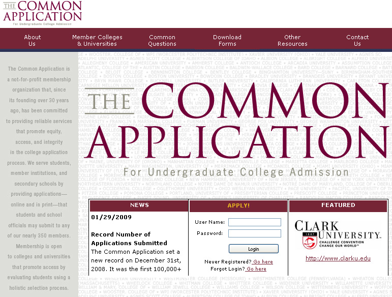 The Season of College Applications \u2013 The Wrangler