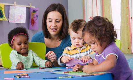 Early Child Care Center - YMCA of Broome County
