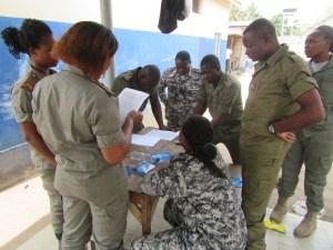 Formation du corps des SAP (2)