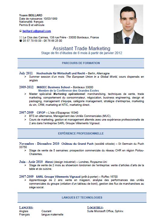 cv format poster presentation professional resumes sample online
