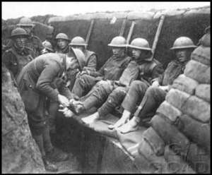 trench-foot