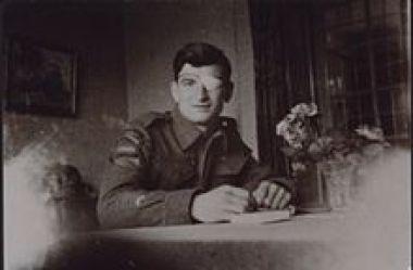 Léo Major después de la guerra.