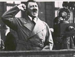 Hitler furibundo