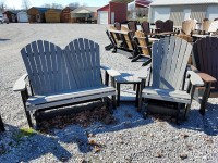 Outdoor Poly Patio Furniture