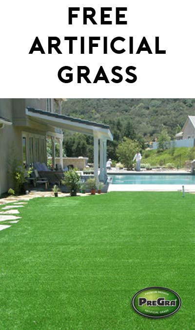 FREE PreGra Premium Artificial Grass Sample Verified Received By - sample lawn and garden