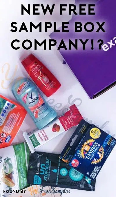 Sign Ups Are Closed FREE Get Exactly Free Sample Box (Survey