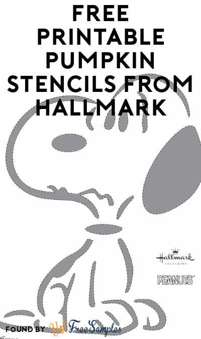 FREE Printable Charlie Brown Pumpkin Stencils From Hallmark - Yo