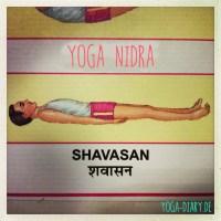 Yoga Nidra - Affirmationen und ganzheitliche Tiefenentspannung zwischen Wach- und Schlafzustand