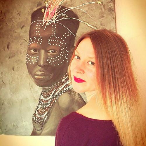 Eine Lebenskünstlerin auf ihrer Heldenreise - Katrin Maiwald folgt dem kreativen Ruf ihres Herzens