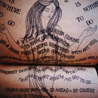 """""""be here now"""" von Ram Dass - das spirituelle Bilderbuch ist schon seit 1971 Klassiker und Bestseller"""