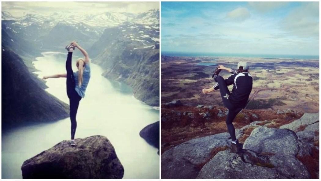 yoga pas à pas defi #yogastepbystep