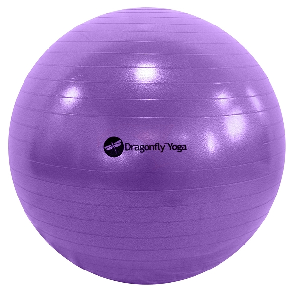 Wholesale Jewelry Rolls Dragonfly 65 Cm Premium Anti Burst Yoga Ball Yoga