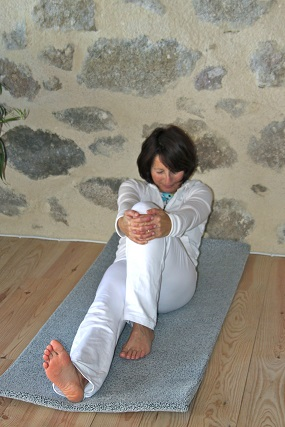 sacrum yoga fleur de lotus. Black Bedroom Furniture Sets. Home Design Ideas