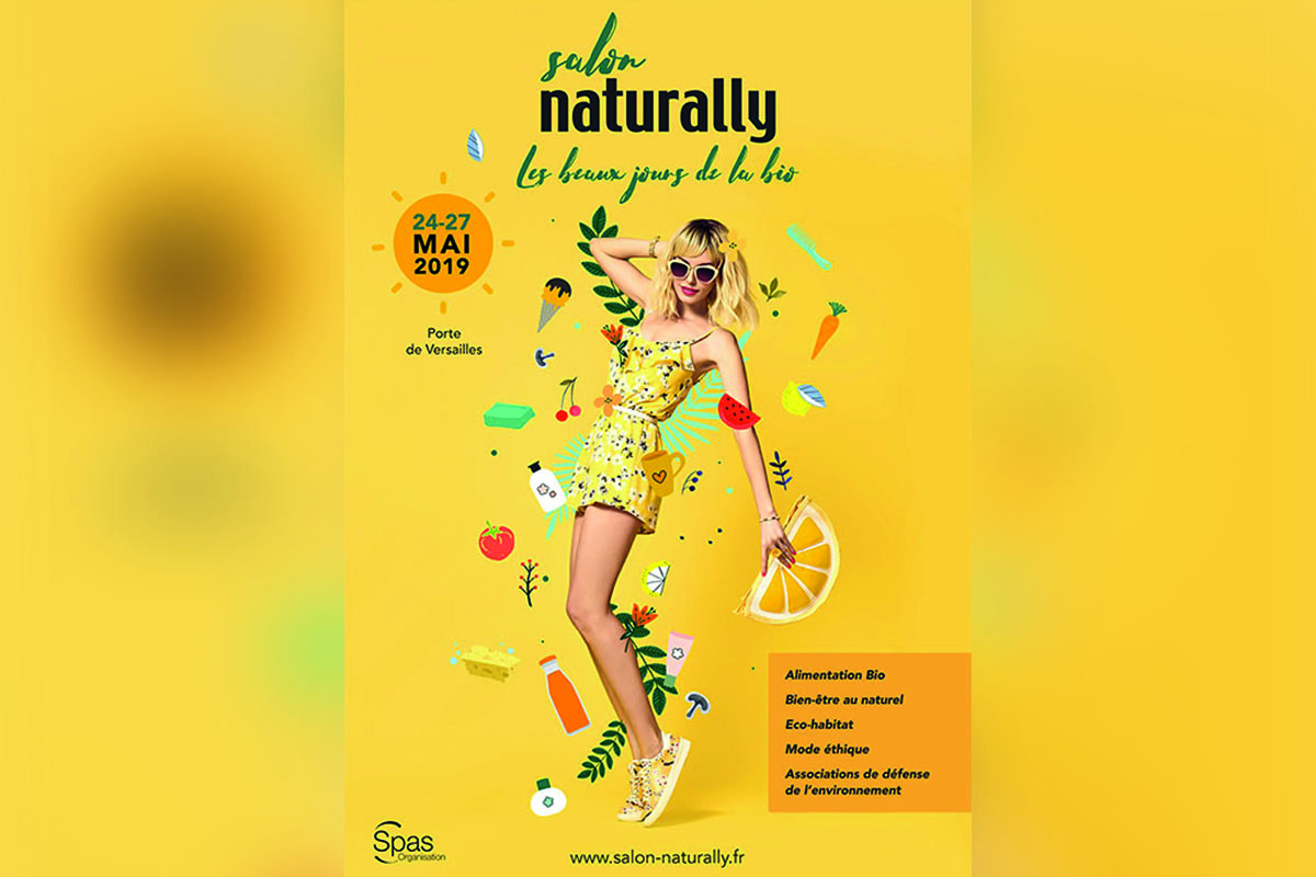 Salon Habitat Paris Salon Naturally Du 24 Au 27 Mai 2019 à Paris Yoga Journal France