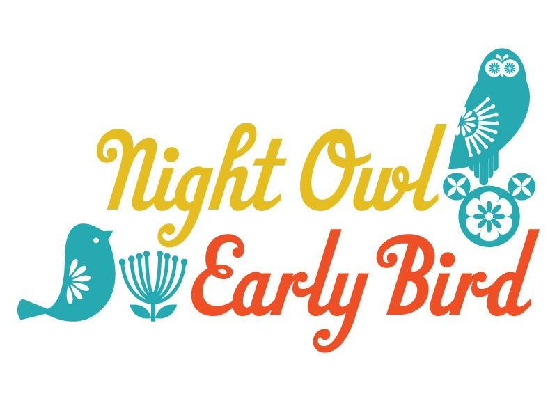 Early Bird Night Owl Rangsucaocap