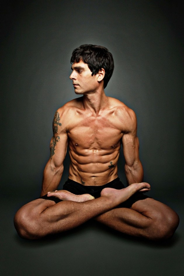 David Regelin (Photo: Yoganonymous)